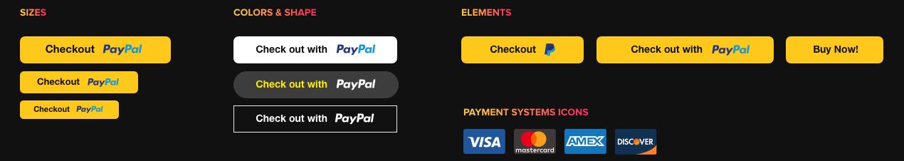 Bearbeiten Sie den PayPal Button für Ihre Website