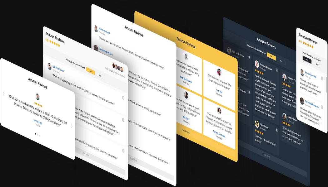 Hervorragende Styling-Funktionen mit wenigen Klicks