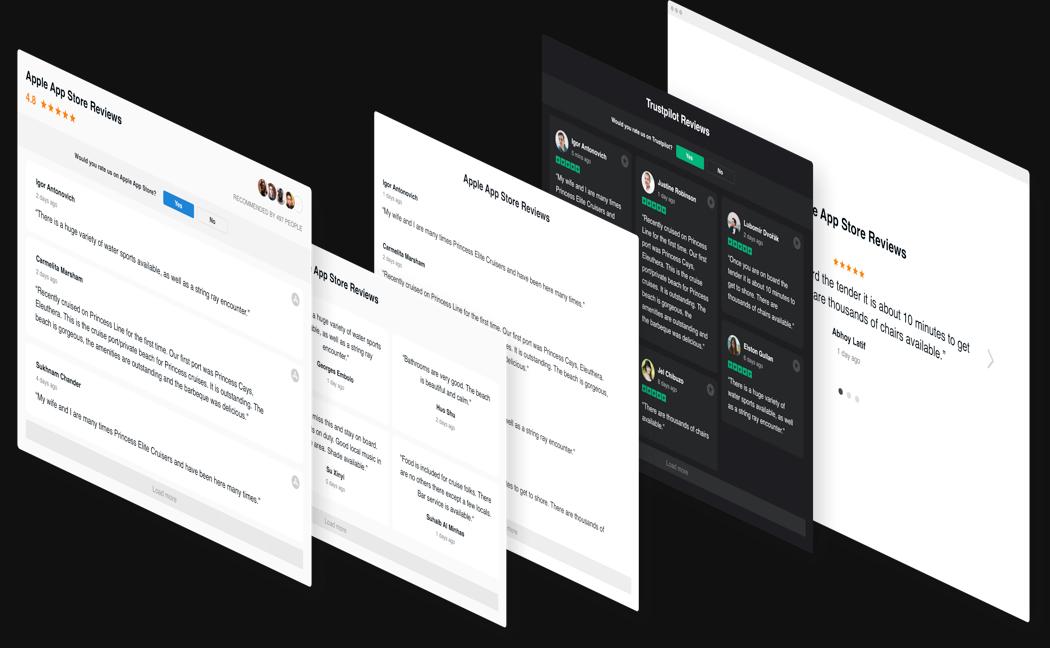 Atemberaubende Design-Funktionen in 1-2-3