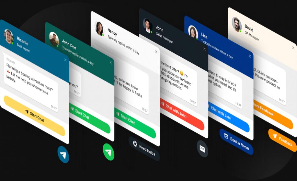 Flexibles Design damit es mit Ihren Anwendungsfall funktioniert