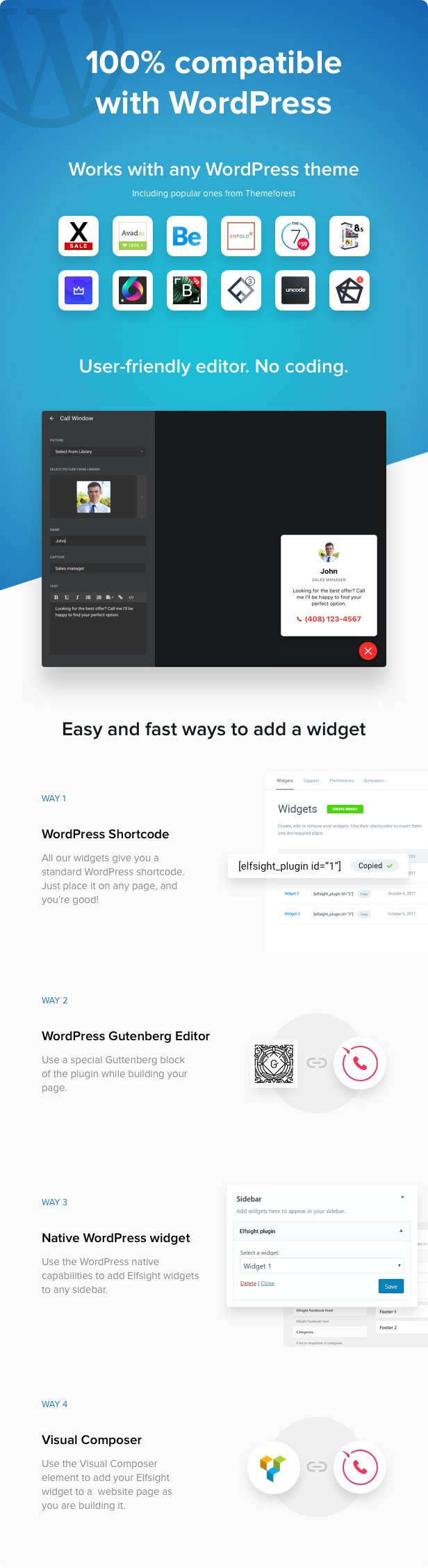 Click to Call - Call Button plugin for WordPress - 2