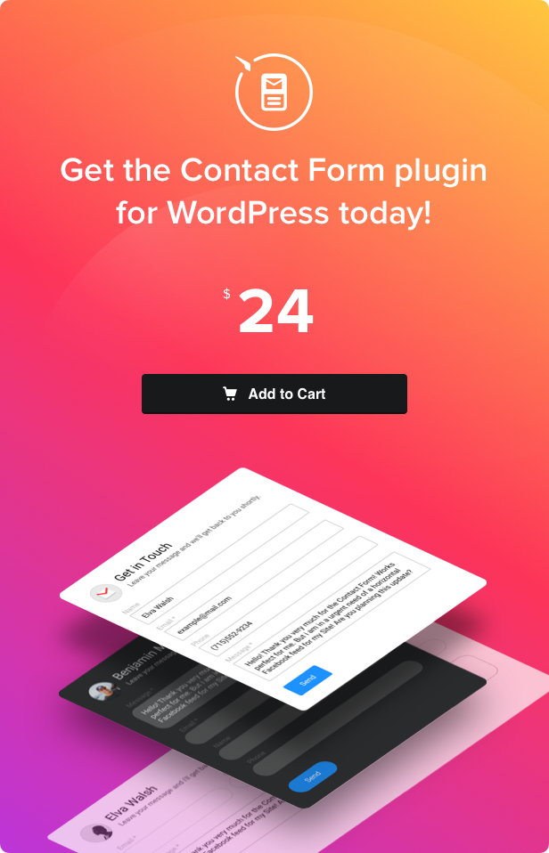 Contact Form - WordPress Contact Form Plugin - 5