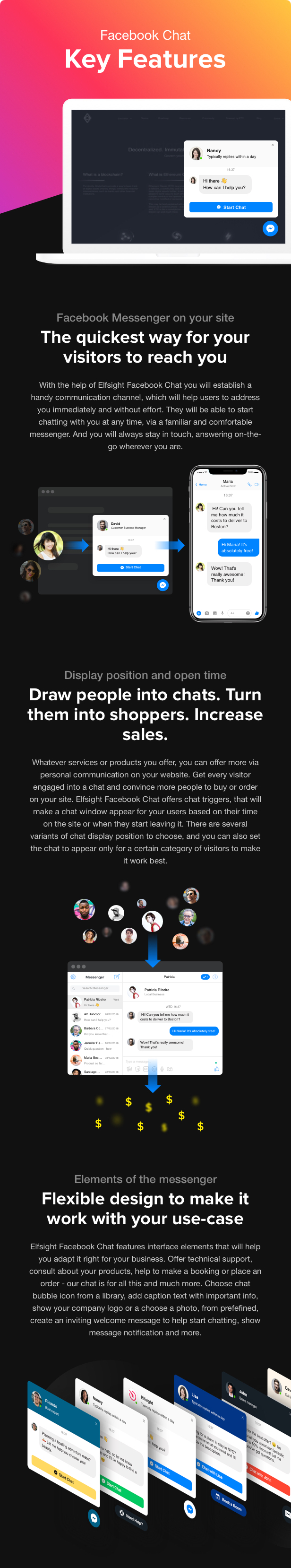 Facebook Chat - WordPress Facebook Messenger - 2