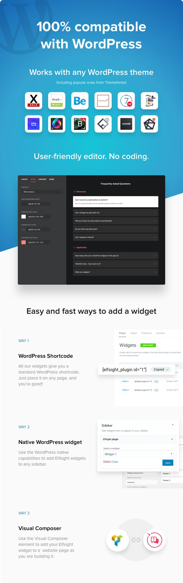 Accordion FAQ Plugin for WordPress - 3