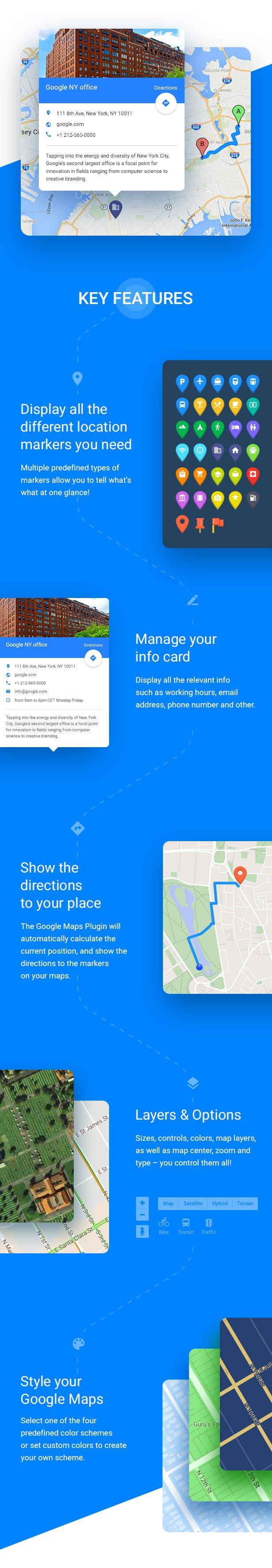 Google Maps Wordpress Map Plugin Codeholder Net