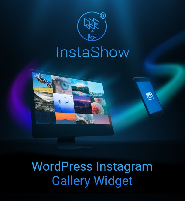 InstaShow - WordPress Instagram Gallery Widget