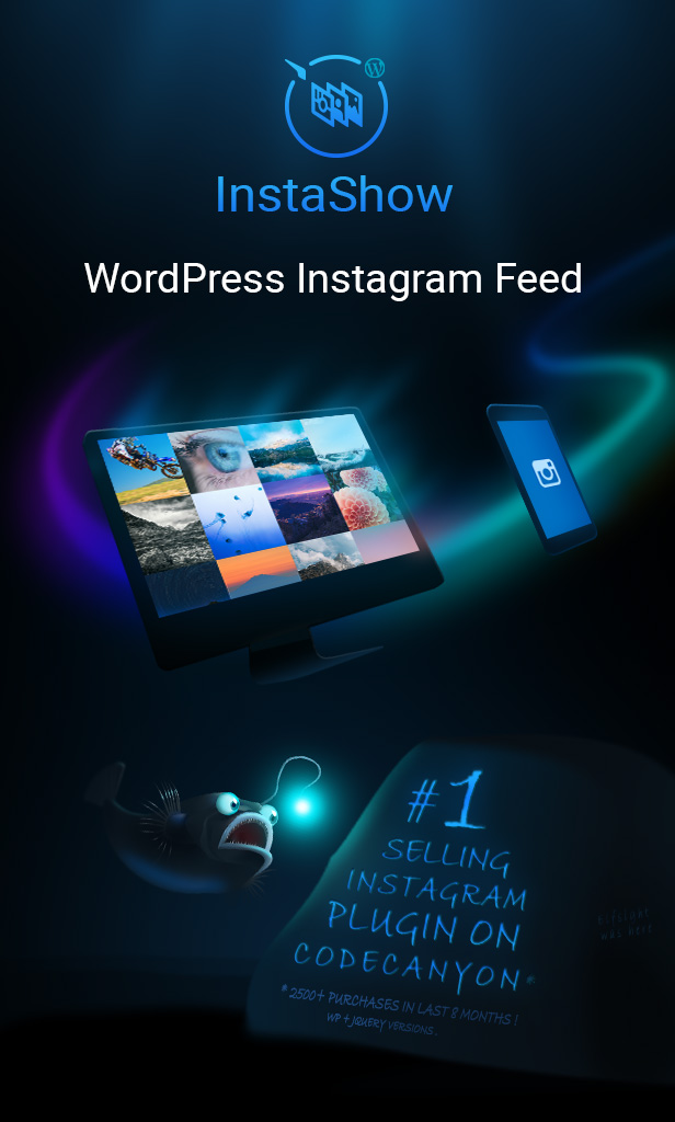 InstaShow - WordPress Instagram Feed
