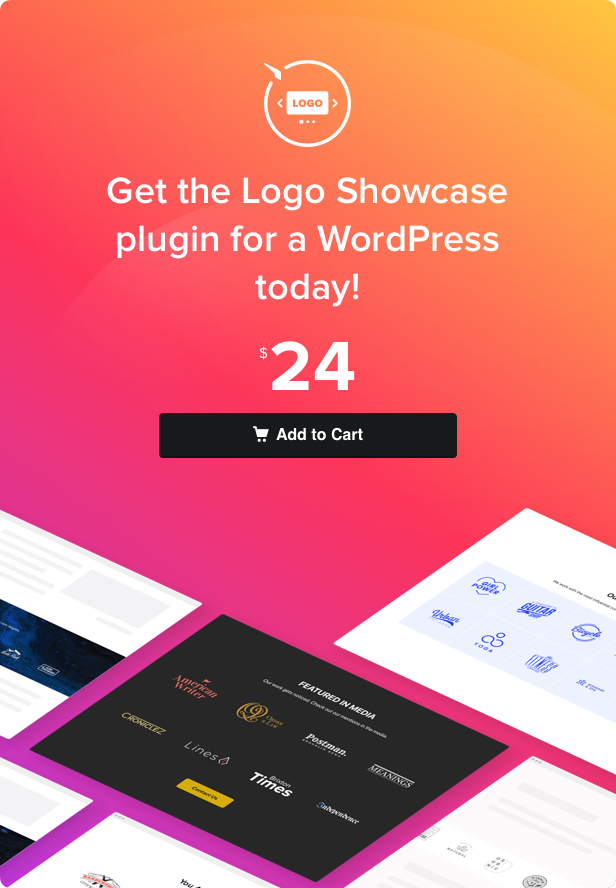 Logo Showcase - WordPress Logo Plugin - 4