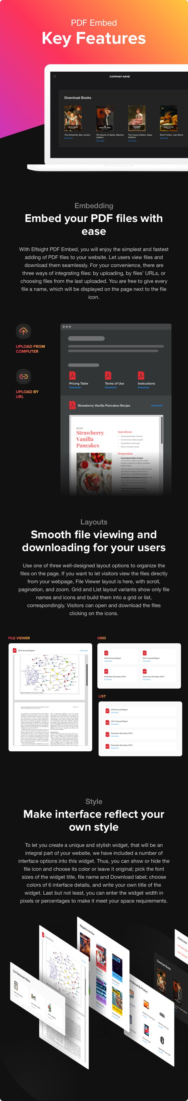 PDF Embed - WordPress PDF Viewer plugin - 2