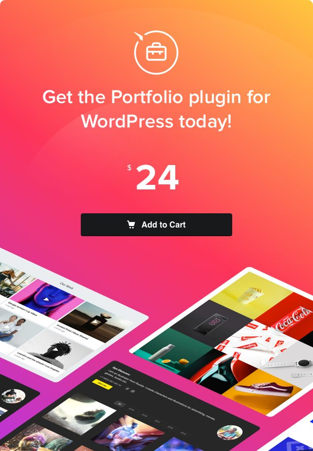 Portfolio Gallery - Plugin de portafolio de WordPress - 4