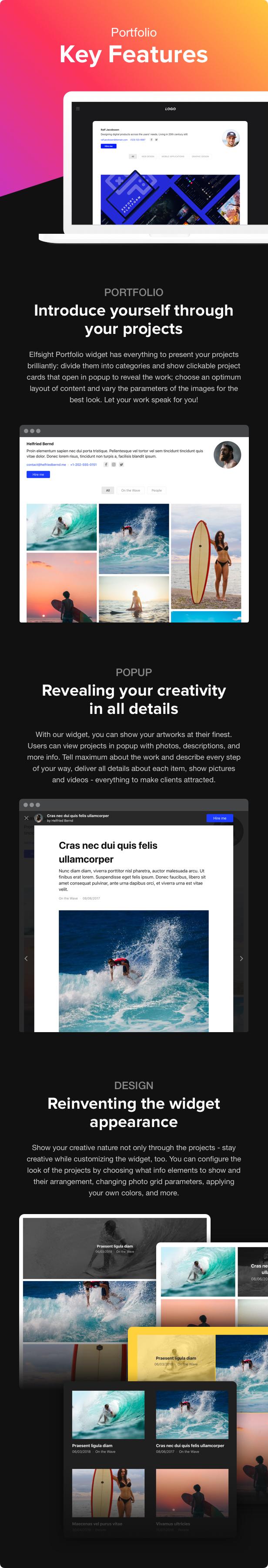 Portfolio Gallery - WordPress Portfolio Plugin - 2