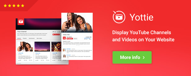 Social Media Icons WordPress – Social Icons Plugin - 7