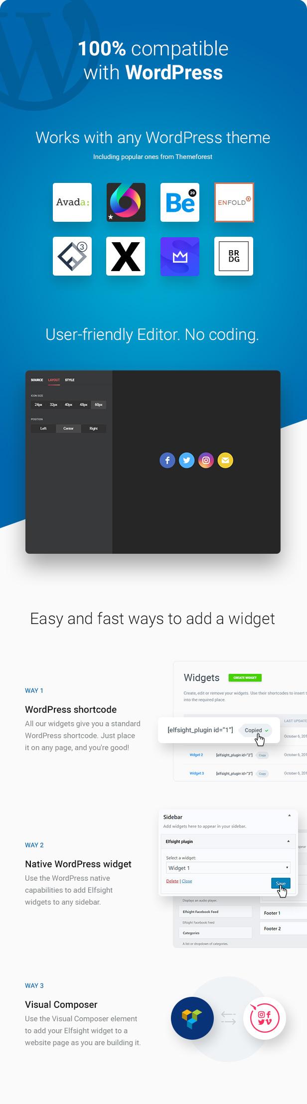 Social Media Icons WordPress – Social Icons Plugin - 3