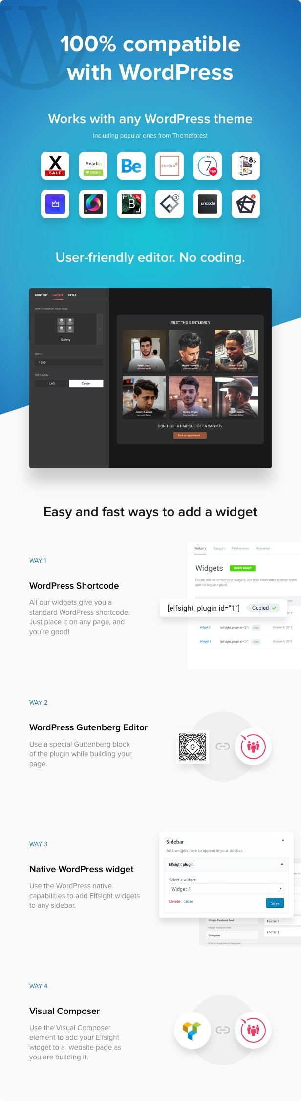 Team Showcase - WordPress Team Showcase plugin - 3
