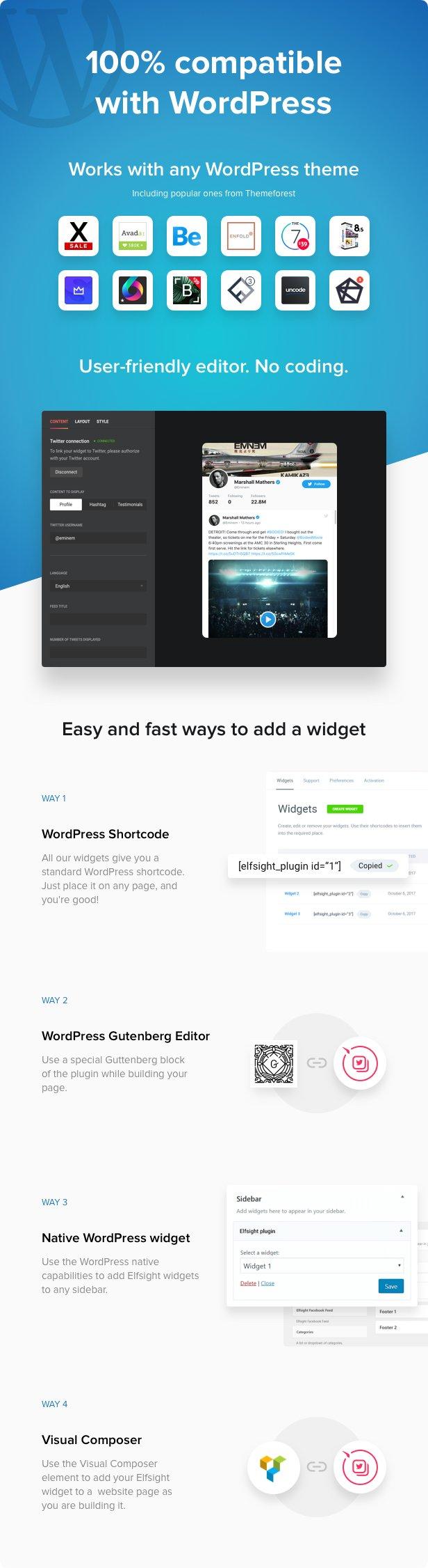 Twitter Feed - WordPress Twitter Plugin - 3