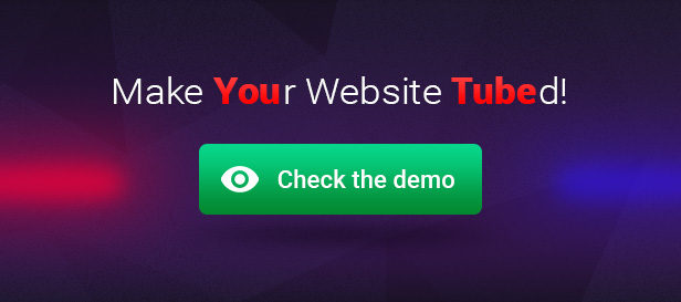 YouTube Plugin - WordPress Gallery for YouTube 14