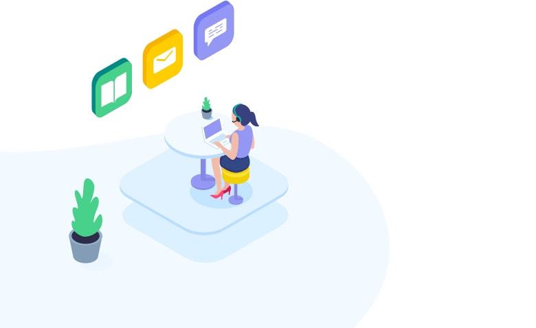 Widgets para chats