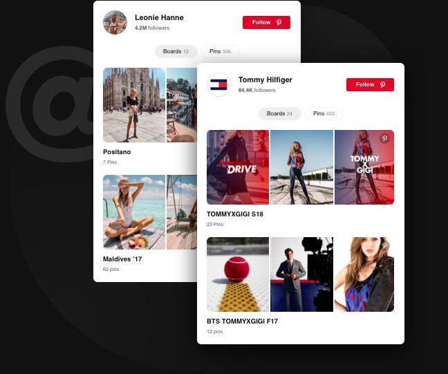 Ouvrir un moyen à plus d'abonnés Pinterest