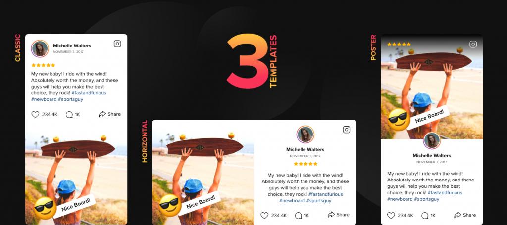 Personalizza il design del post e dei suoi elementi