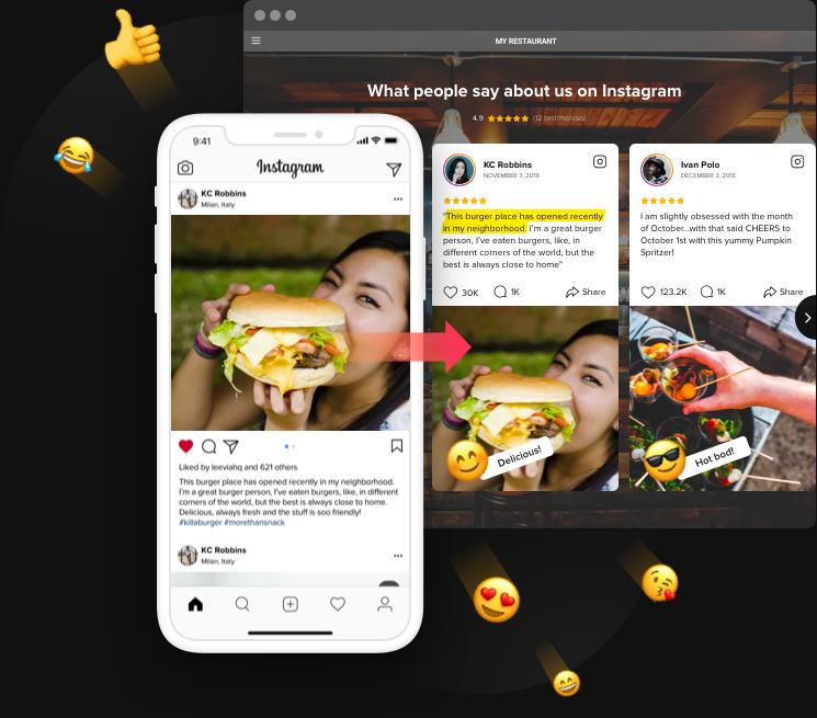 Aggiungi e personalizza facilmente i contenuti