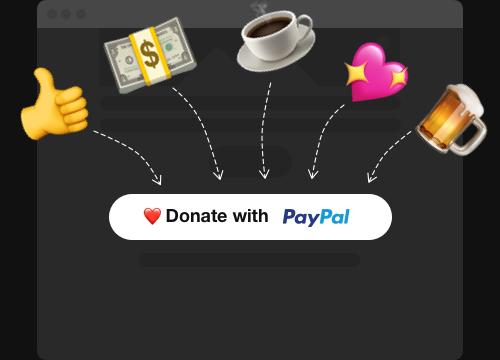 スムーズな寄付を可能にする