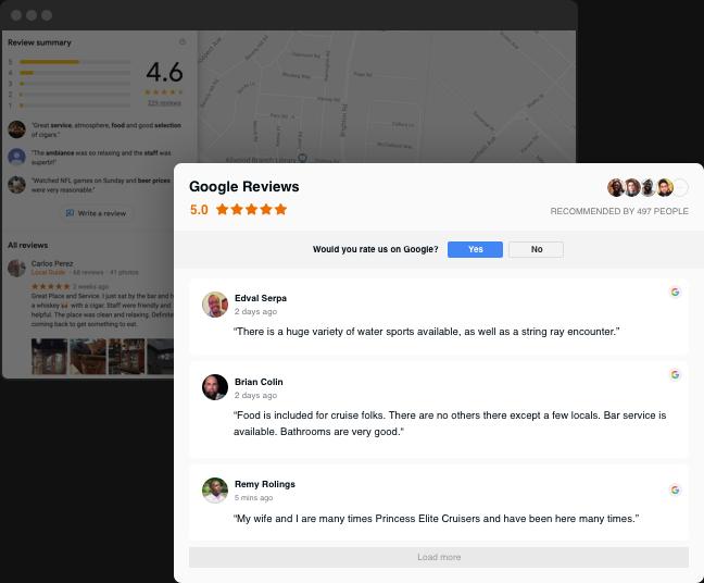 Opinie z Google dla Twojej nieskazitelnej reputacji