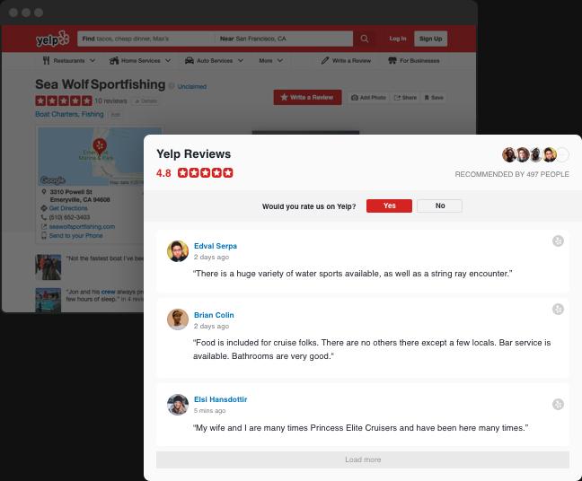 Еще один способ применения комментариев на сайте