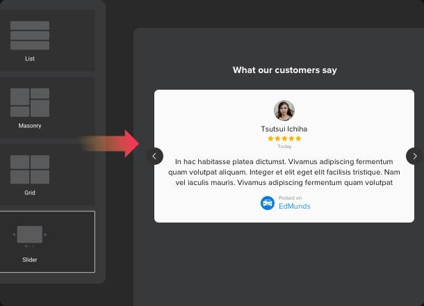 Легко трансформируемый дизайн для любого экрана
