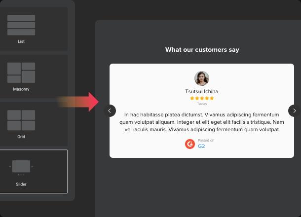 Покажите высокую лояльность клиентов
