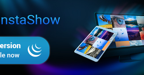 InstaShow Is Now Available for Any Website