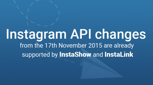 No More Need In Instagram Client ID After November 17, 2015