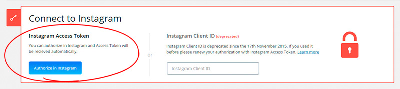 Get Instagram Access Token