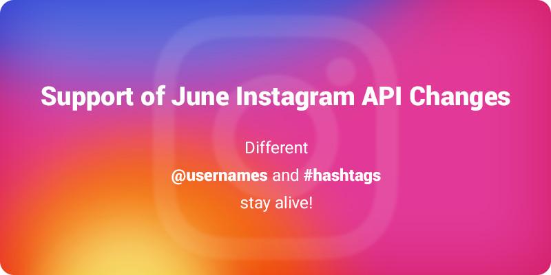 Global Update of Elfsight Instagram Plugins 2016