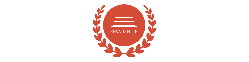 Envato Elite Author Badge