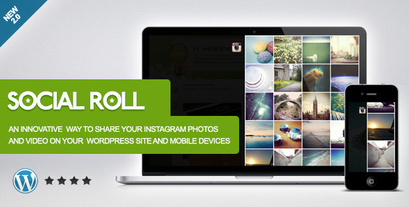Social Roll - Instagram widget