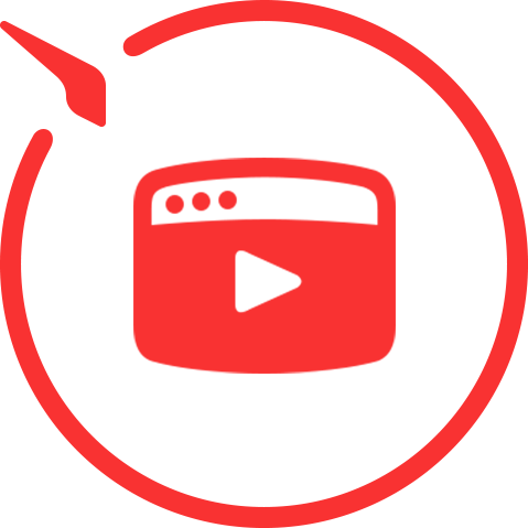 YouTube Channel Plugin Logo