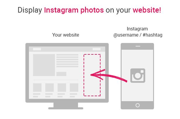 Instagram Widget InstaLink