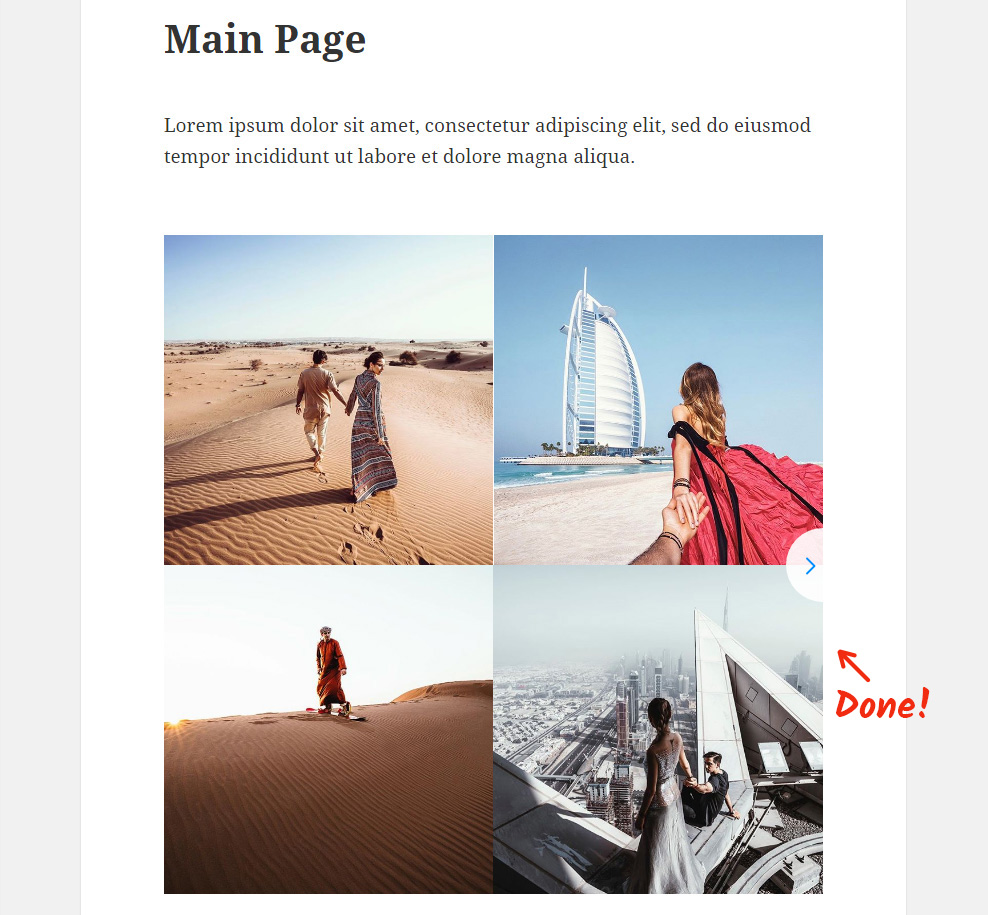 Add Instagram Widget to WordPress Website