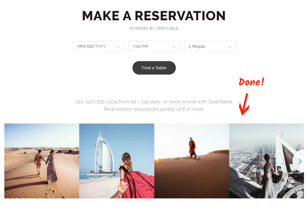 Add Instagram Feed to Squarespace