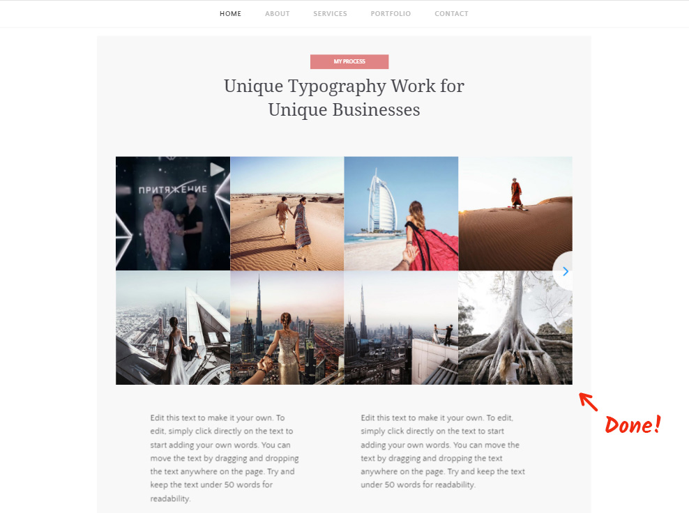 Add Instagram Plugin to Weebly