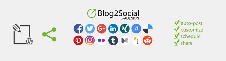 Social media schedule & Auto-Post
