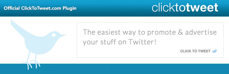 widget to share Twitter content