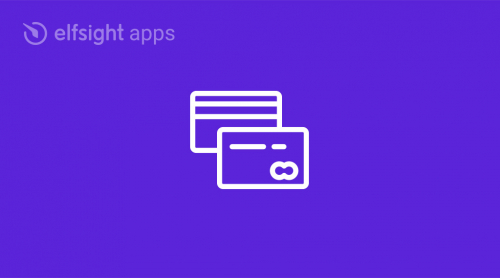 Elfsight Apps Service Now Supports Card Payments