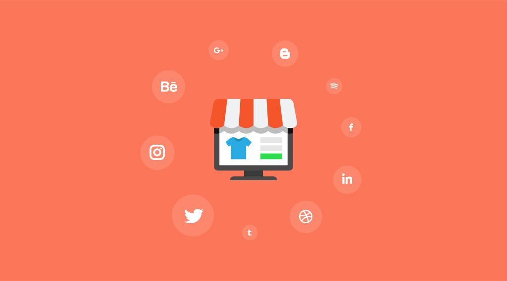 Importance Of Social Media Icons For Ecommerce Sites And