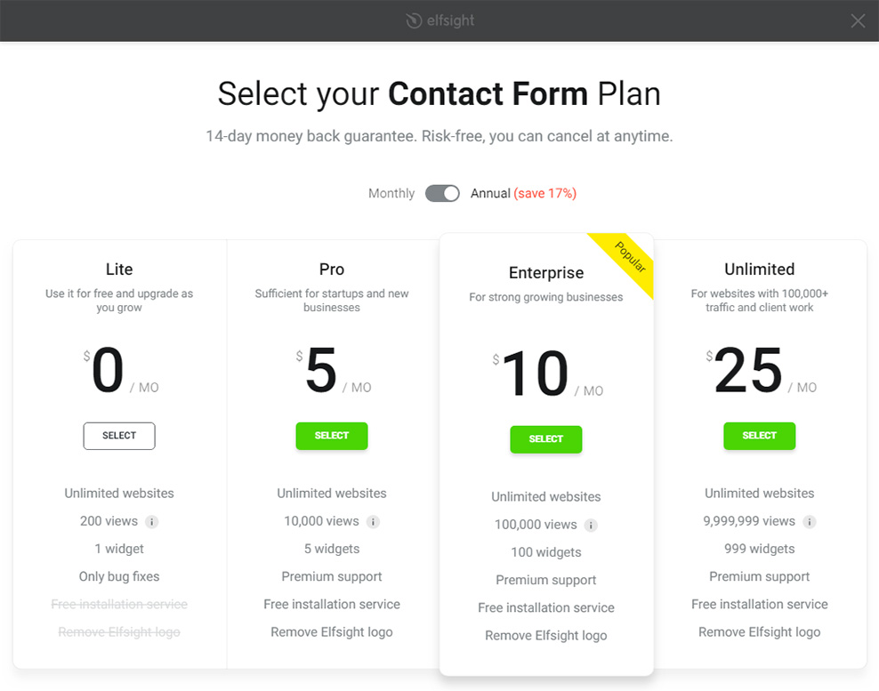 How to add Contact Form widget to OpenCart