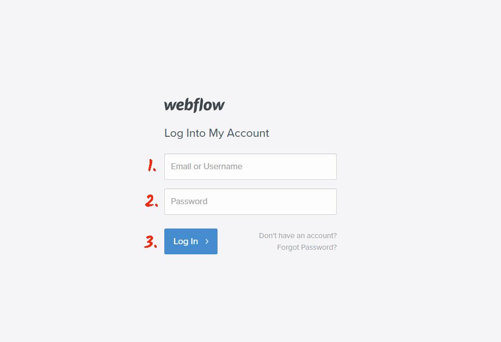 How to add Contact Form widget to WebFlow website - Elfsight