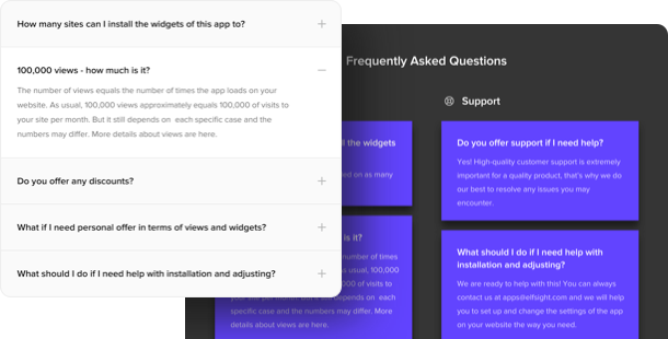 Uncover answers to the most popular questions