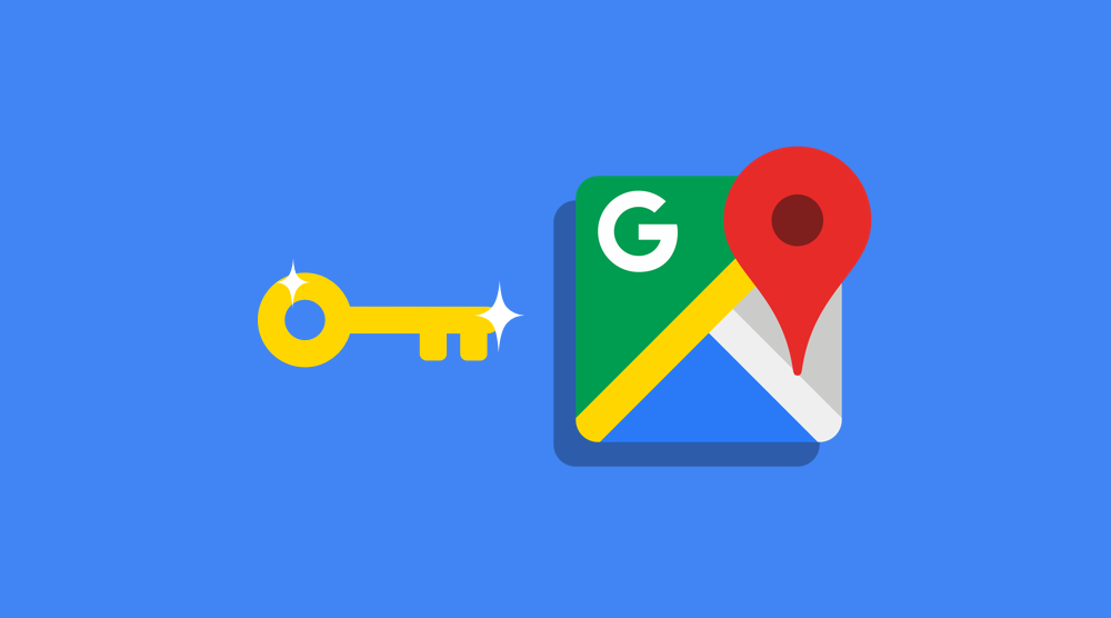 How to get Google Maps Api Key in 1 minute (Tutorial)