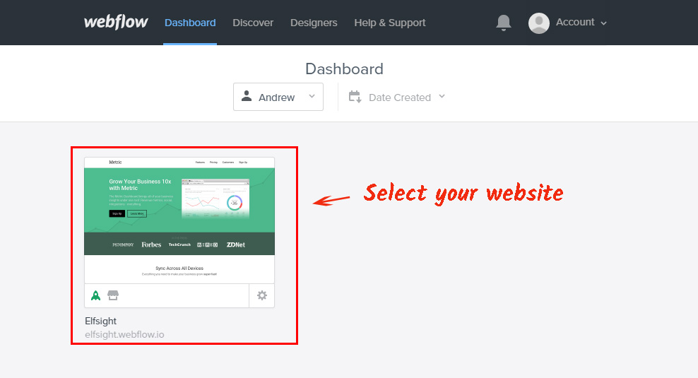 How to add FAQ widget to Webflow website in 1 minutes
