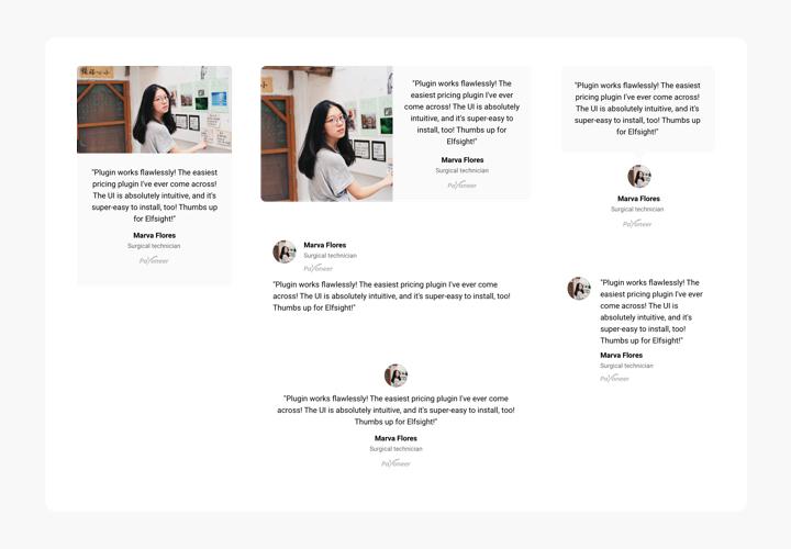 Testimonials Widget – Add responsive Testimonial Slider to